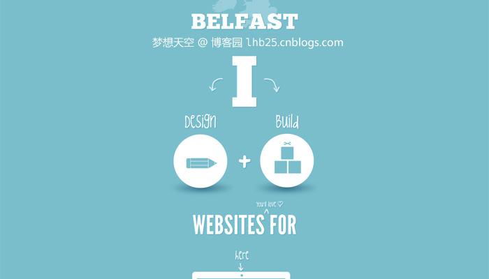 12个精美的 HTML5 个人网站欣赏